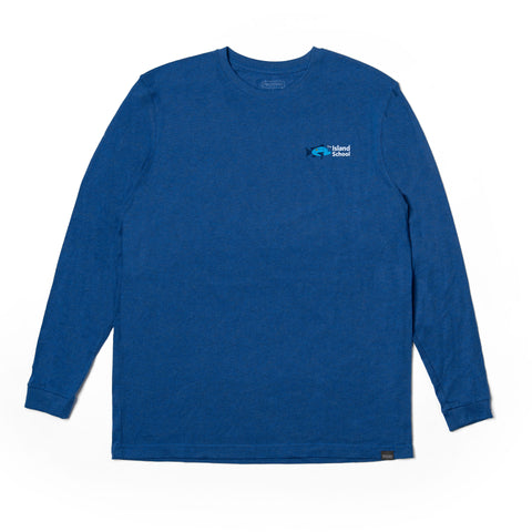 Island School Uniform Long Sleeve Classic Tee