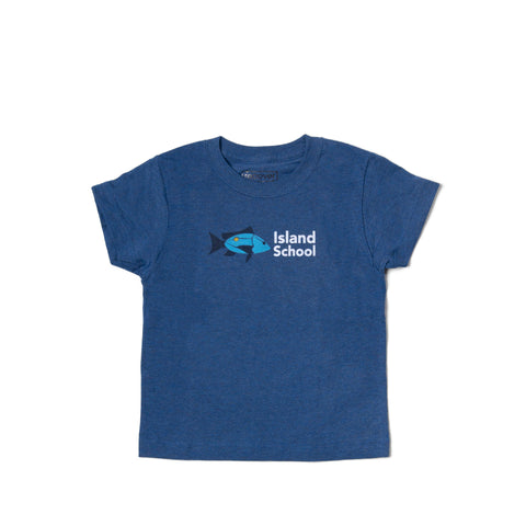 Island School Toddler Classic Tee