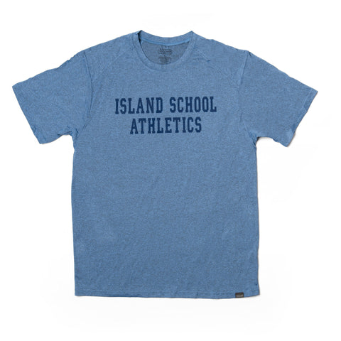 Island School Athletics Sport Tee