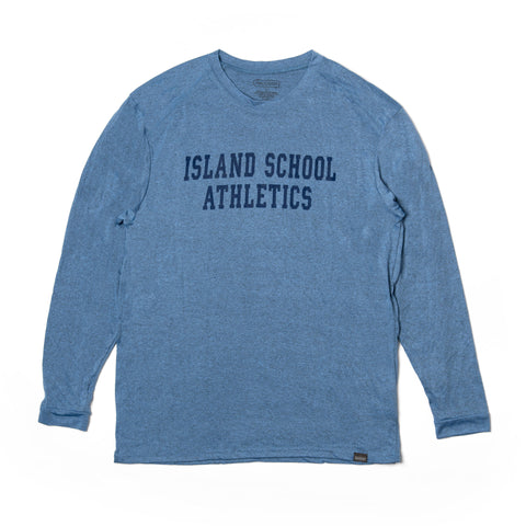 Island School Athletics Long Sleeve Sport Tee