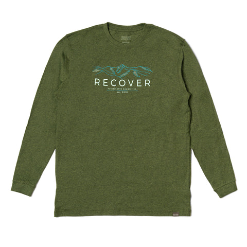 Mountain Long Sleeve Classic Tee