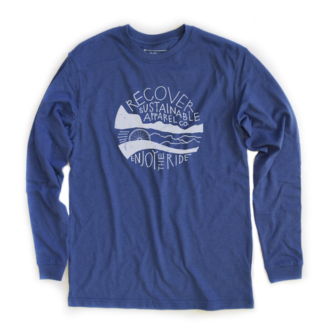 Enjoy the Ride Long Sleeve Classic Tee