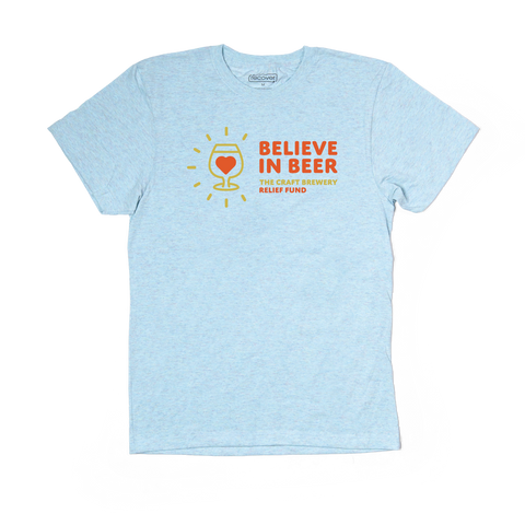 Partner - Leashless Lab for Believe in Beer Relief Fund - Campaign Closed
