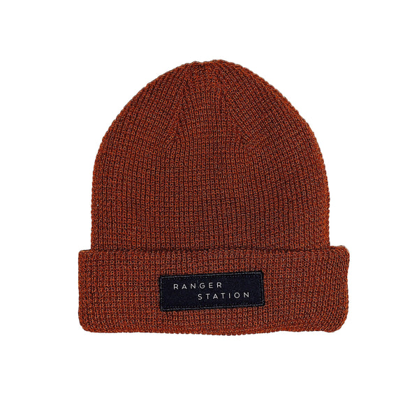 Burnt Orange Watch Cap