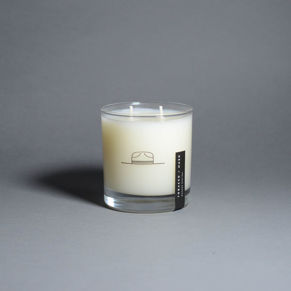 Tobac + Musk - Old Packaging Candles Ranger Station