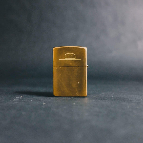 Ranger Station Lighter Camaraderie Brass Lighter
