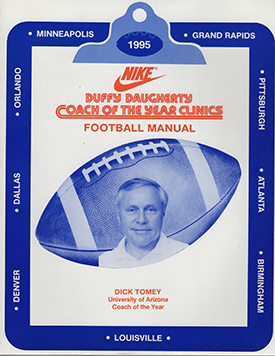 1995 Nike Coach of the Year Clinic Manual