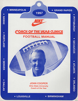 1997 Nike Coach of the Year Clinic Manual - Text on DVD