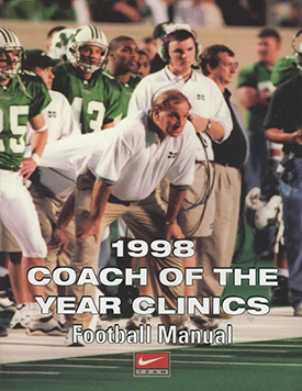 1998 Nike Coach of the Year Clinic Manual - Text on DVD
