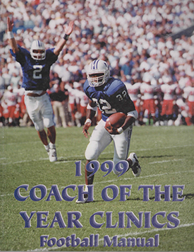 1999 Nike Coach of the Year Clinic Manual