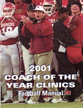 2001 Nike Coach of the Year Clinic Manual