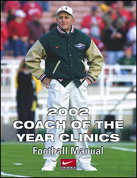 2002 Nike Coach of the Year Clinic Manual