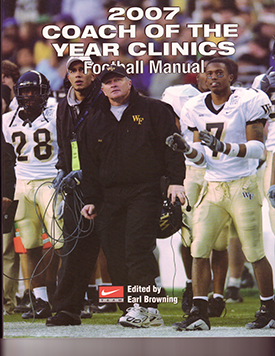 2007 Nike Coach of the Year Clinic Manual