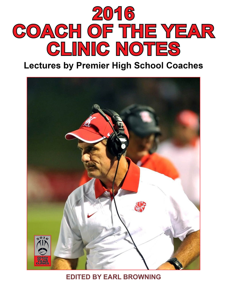 2016 Nike Coach of the Year Clinic Notes