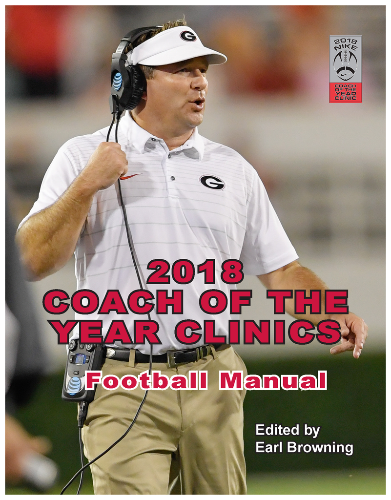 2018 Nike Coach of the Year Clinic Manual - College & H.S. Lectures (Printed Copy)