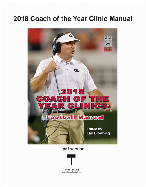 2018 Nike Coach of the Year Clinic Manual (PDF Copy) College & H.S. Lectures