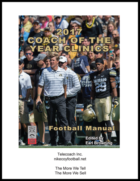 2017 Nike Coach of the Year Clinic Manual (PDF Copy) College & H.S. Lectures