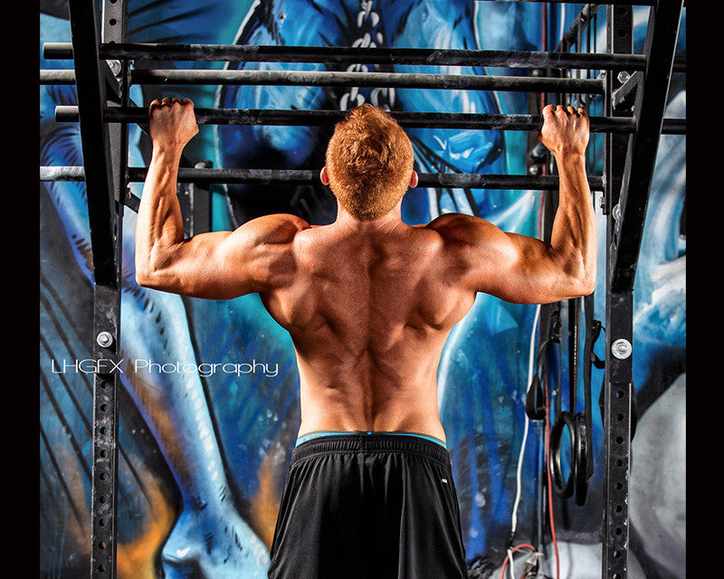 BUILDING YOUR BACK
