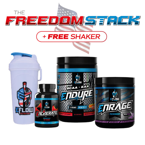 The Freedom Stack + FREE Shaker