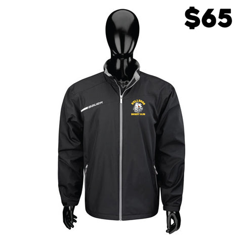 Bulldogs Hockey Club Youth Bauer Flex Jacket