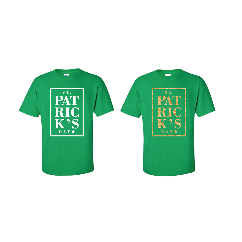 St. Patrick's Day T-Shirt (Youth or Adult)