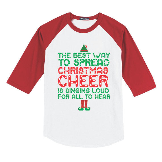 Christmas Cheer Buddy The Elf Christmas Shirt