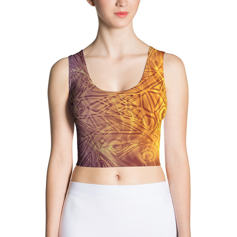 Emblem Women's Crop Top