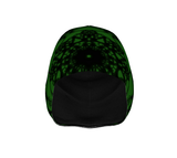 """Portal"" Beanie ~ Green/Dark Forest - Beanie - Imaginal Wear - 2"