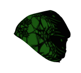 """Portal"" Beanie ~ Green/Dark Forest - Beanie - Imaginal Wear - 1"