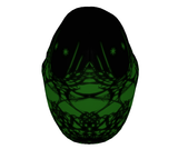 """Portal"" Beanie ~ Green/Dark Forest - Beanie - Imaginal Wear - 4"