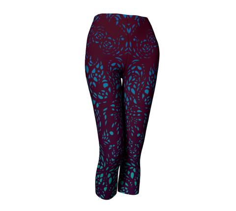 """Lotus"" ~ Capris - Capris - Imaginal Wear - 1"