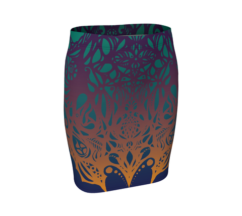 Hearth Sylph Fitted Skirt