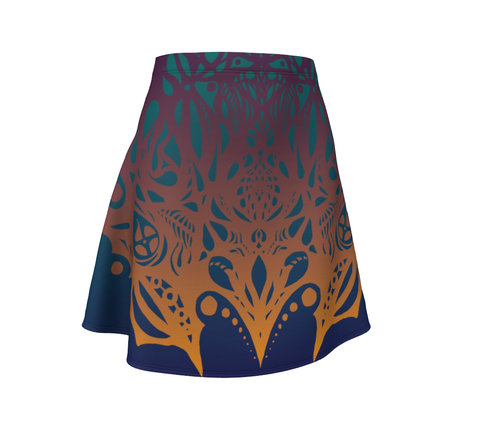 Hearth Sylph A-Line Flare Skirt