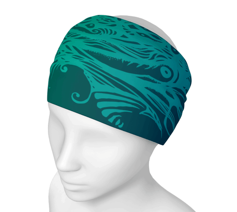 Sea Owl Headwrap/Dust Mask/Scarf