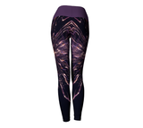 """Supernova"" ~ Yoga Leggings - Yoga Leggings - Imaginal Wear - 4"