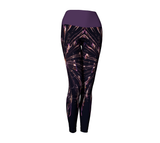 """Supernova"" ~ Yoga Leggings - Yoga Leggings - Imaginal Wear - 1"
