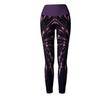 """Supernova"" ~ Yoga Leggings - Yoga Leggings - Imaginal Wear - 2"