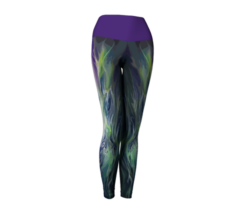 Astral Flame Leggings