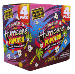 Hawaiian Hurricane - Microwave 4 Pack Gift Box