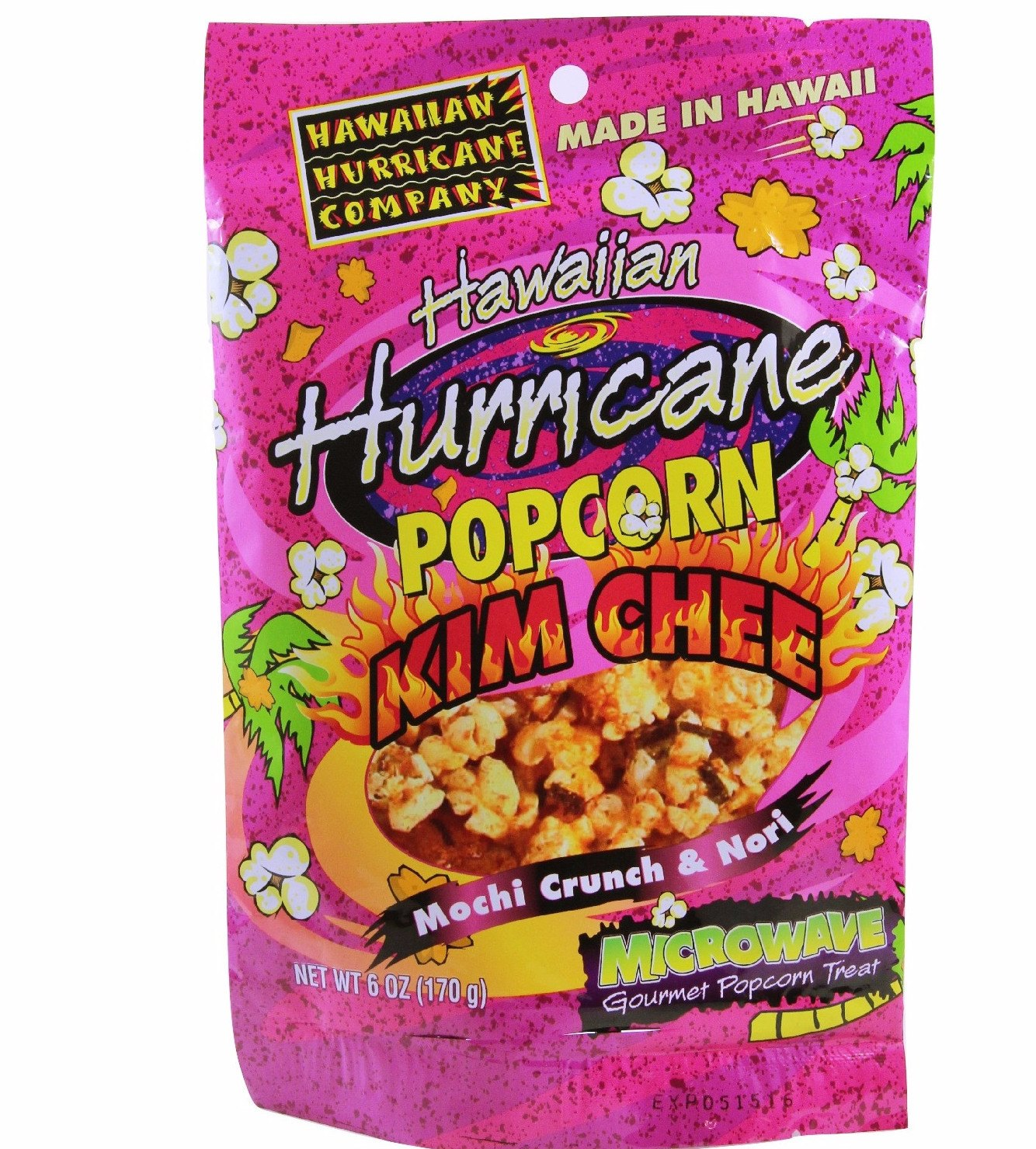 Kim Chee Hurricane - Microwave Single