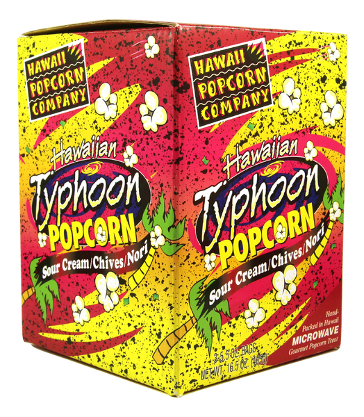 Hawaiian Typhoon - Microwave 3 Pack Gift Box