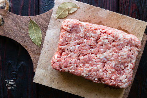 Pastured Ground Pork