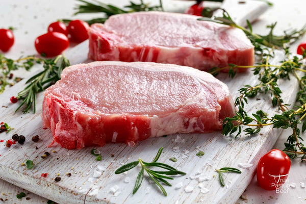 Pastured Pork Loin Chop (2 per package)