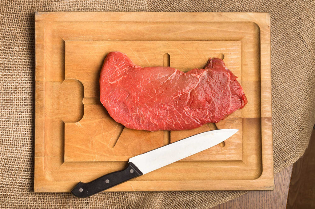 Grass Fed and Pastured London Broil