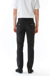 Mens Black Pants back view