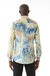 Mens Painter's Shirt back view