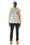 Mens Painter's Shirt front view