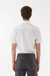 Mens Short Sleeve Shirt back view