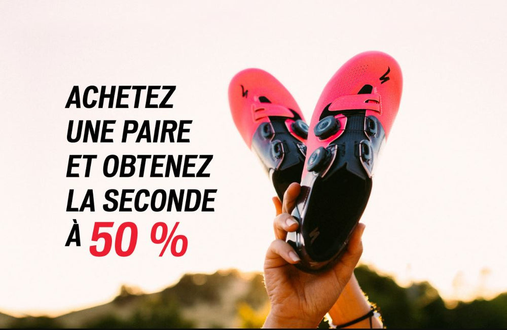 Promotion du printemps Specialized