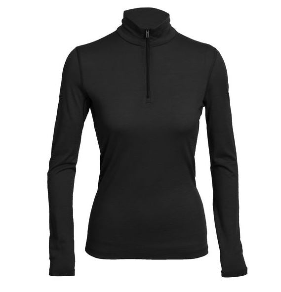 Icebreaker Oasis Manches Longues 1/2 Zip